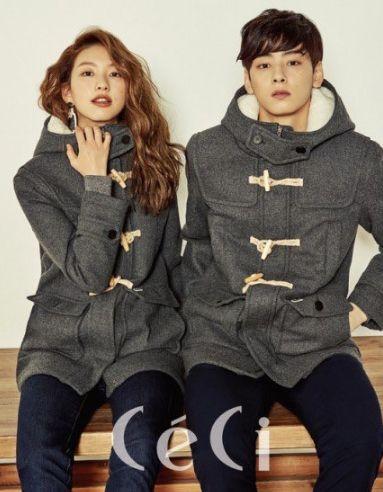 cha eunwoo kim jinkyung, astro kpop profile, astro kpop members, astro cha eunwoo photoshoot, cha eunwoo photoshoot, cha eunwoo 2016, cha eunwoo christmas