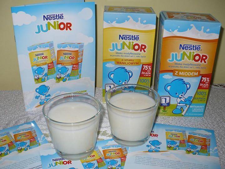 Kolejna degustacja mleka Nestle Junior za nami! Było pysznie i wesoło. Wśród moich znajomych faworytem jest mleko Nestle Junior z miodem :) #NestleJUNIOR #pysznesmaki #miód #wanilia)