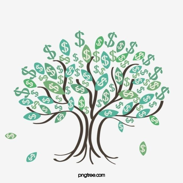 Simple Hand Drawn Style Money Tree Element Tree Money Dollar Png Transparent Clipart Image And Psd File For Free Download How To Draw Hands Tree Drawing Free Illustrations