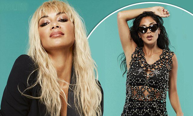 Nicole Scherzinger was ravaged by a secret battle with bulimia - and admitted her body-image issues took hold when she was just 14 and would run in the middle of the night to get 'thinner thighs'.