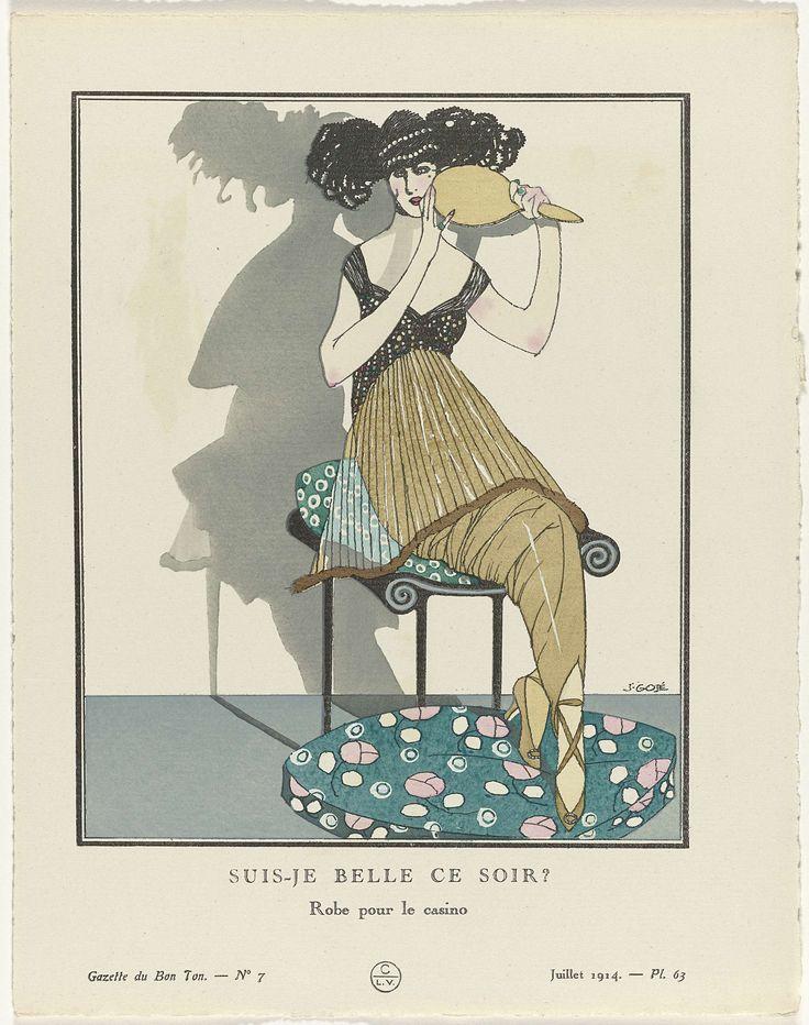 Gazette du Bon Ton. Art – Modes
