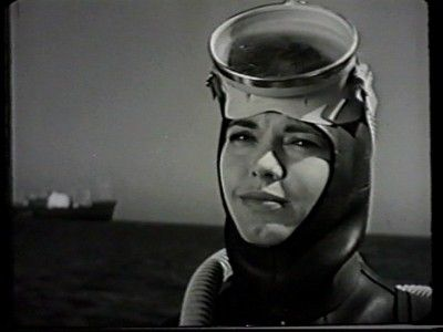 Lisa Valerie Allen In The 1960 Assignment Underwater
