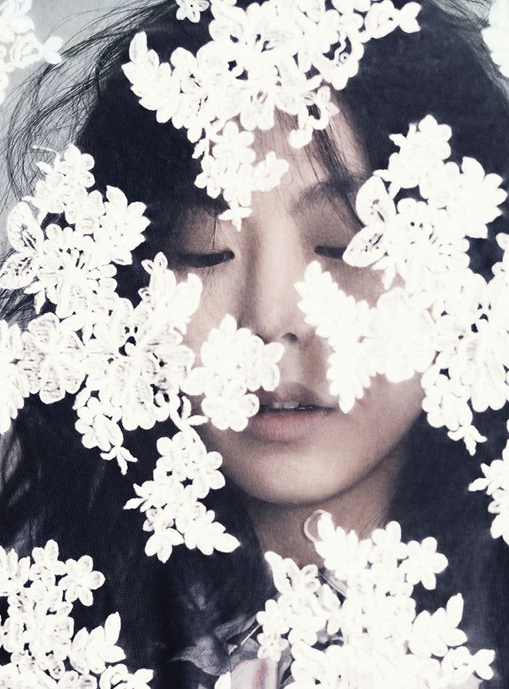 Kim Min Hee for 1st Look, February 2012