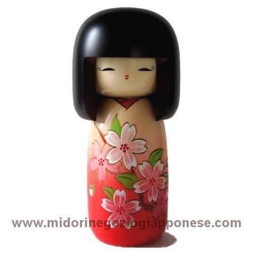 bambola kokeshi