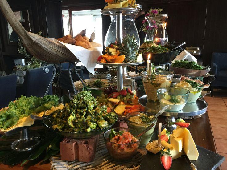 Gorgeous Food Buffet