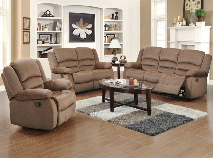 Recliner Sofa Sets Sale