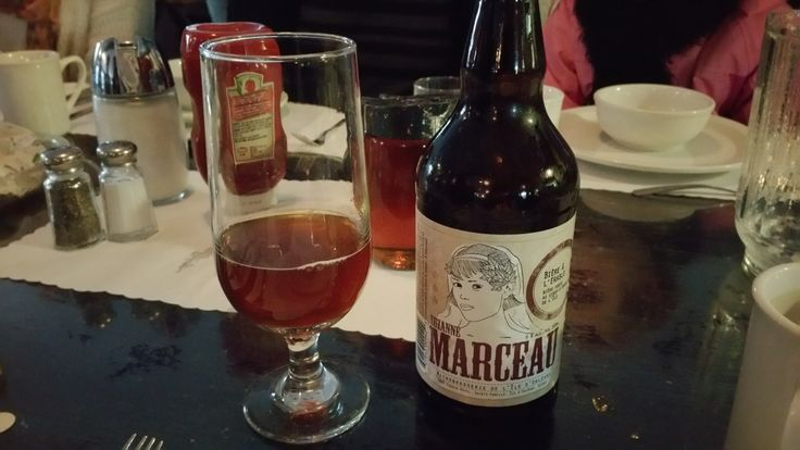 """Maple Beer"" by TravelPod blogger joemurphy from the entry ""Boston to Quebec"" on Monday, April  6, 2015 in Québec, Canada"