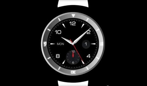 Gwatch R : déjà une nouvelle montre connectée pour LG à l'IFA ?