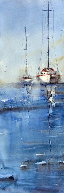 Painting by Anders Andersson. airart.se: