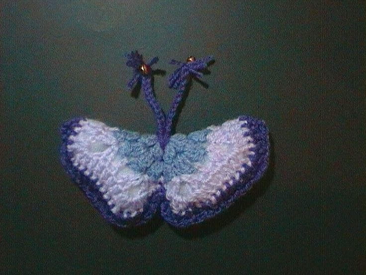 Butterfly with little bells
