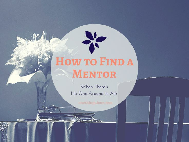 how to ask if someone will be your mentor