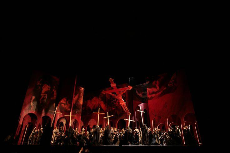 LA Opera's Don Carlo (2006)