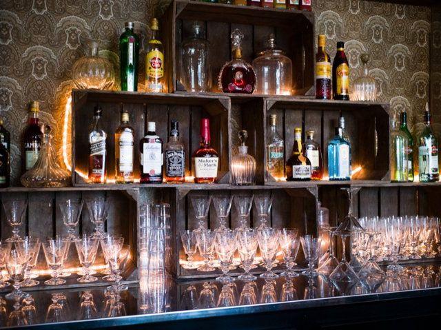 93 best Art Deco bar images on Pinterest | Art deco bar, Live and ...