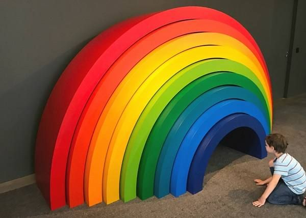 arcobaleno steineriano uno