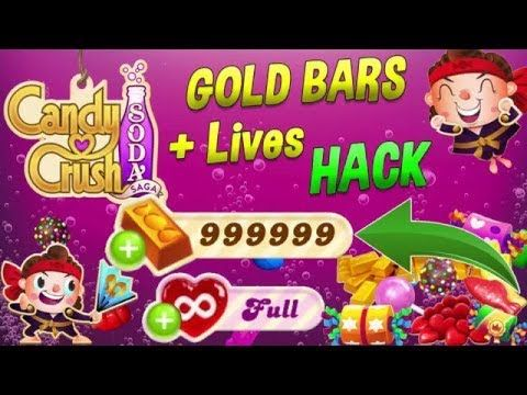 Candy Crush Soda Saga cheat Hack Unlimited Gold get free Bars Android iOS and PC - Bug6d Candy Crush Soda Saga cheat Hack Unlimited Gold get free Bars Android iOS and PC - Bug6d #BUG6D  ʖ    Bug6d Playlist -- https://www.youtube.com/playlist?list=PLT7i1LLa685mDJoA0mQdn97S-4fsaPVyC Games Playlist -- https://www.youtube.com/playlist?list=PLT7i1LLa685kihSna3Bx7Y_V_qV26YlN8 Gameplay-s Playlist -- https://www.youtube.com/playlist?list=PLT7i1LLa685n-lOu761Qwsk1KlFSlZc90…