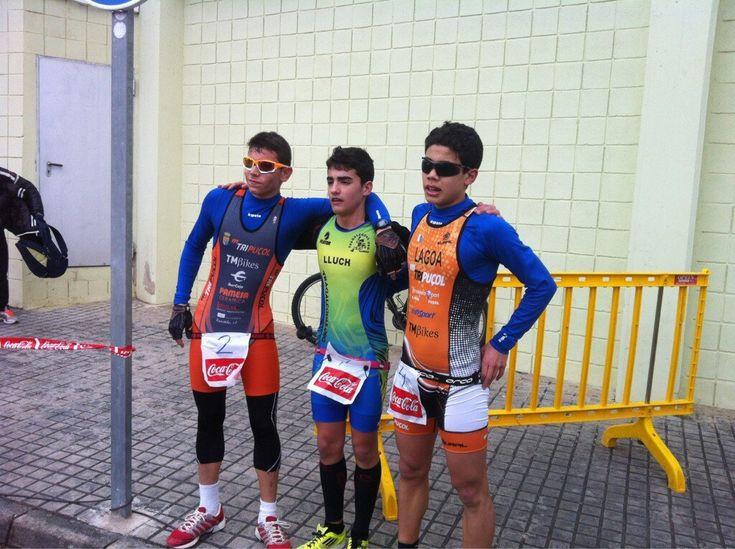 Twitter / tripuzol: @lagoalasines Gran carrera ...
