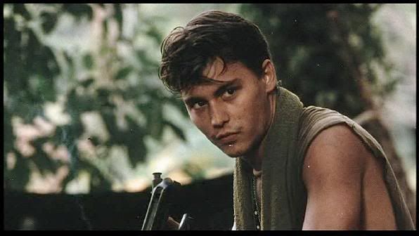 1986 platoon johnny depp