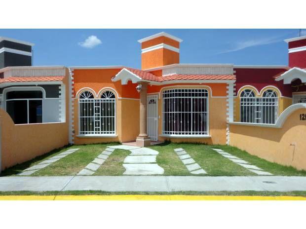 Pintura para exteriores de casas 2014 buscar con google - Pintura para fachadas de casas ...