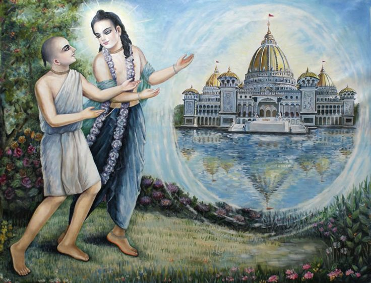 Shrila Jiva Gosvami composed many literatures during his lifetime. Listed here