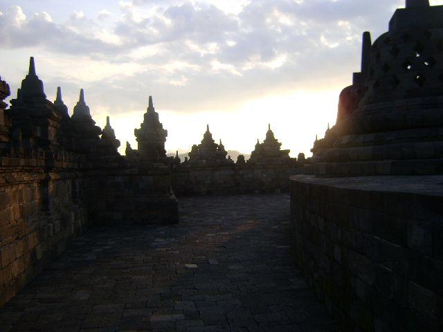 """Borobudur Temple"". Buddhist Temple in Magelang, Central Java, Indonesia. Borobudur, a UNESCO World Heritage Site. #photography #culture #centraljava #buddhisttemple #UNESCO #worldheritagesite #indonesia"