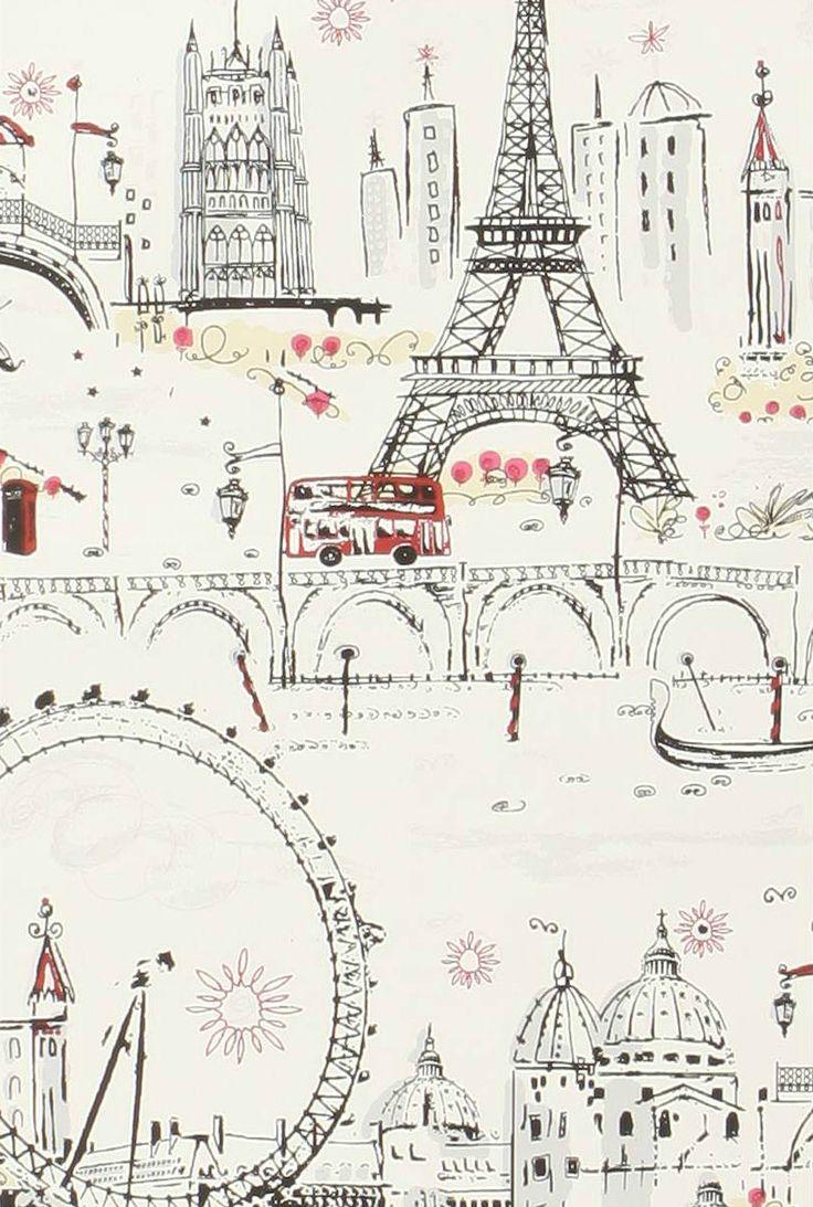 Paris Je T'aime | Project Nursery