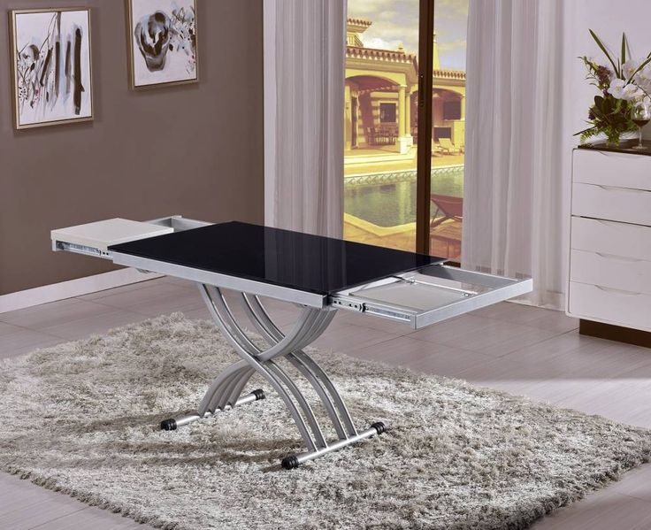 Best 25 table relevable ideas on pinterest table basse for Plateau table extensible