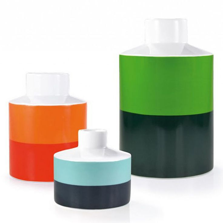 top3 by design - Remember - due colori vase S