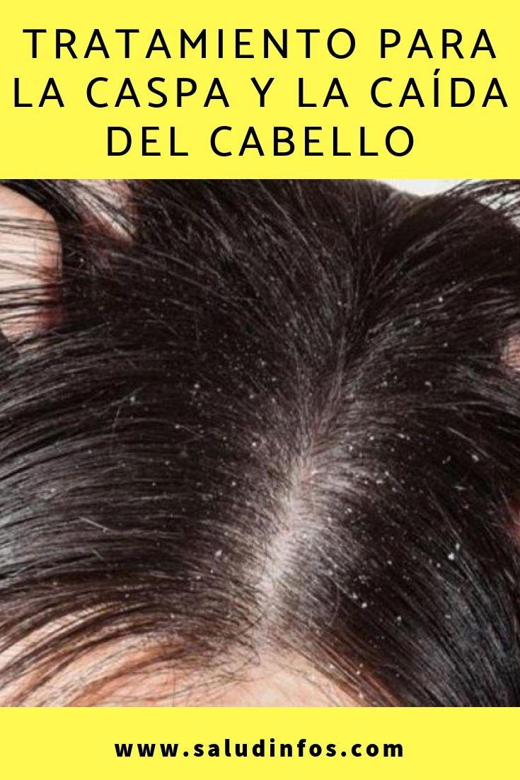 ec756a8c77a Tratamiento para la caspa y la caída del cabello #caspa #caída ...