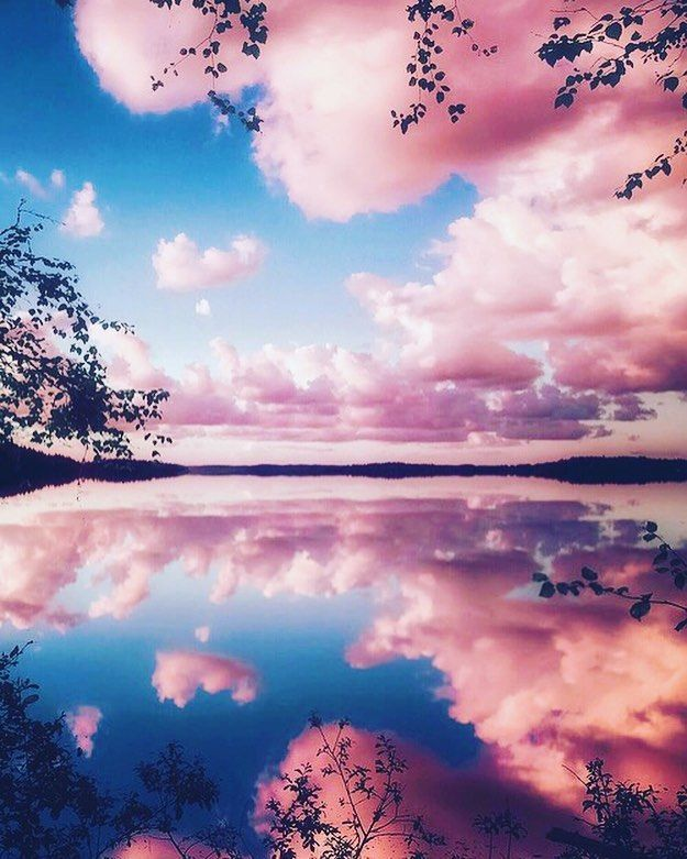 Atardecer Rosado Pastel Pink Aesthetic Aesthetic Wallpapers Landscape Photos