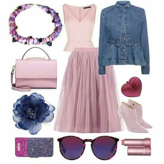 ~ Spring is coming! ~ ☆ Art'Made bioux ☆ My Outfit My Bijoux My Style