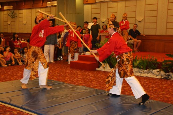 Martial arts - trip to Bogor