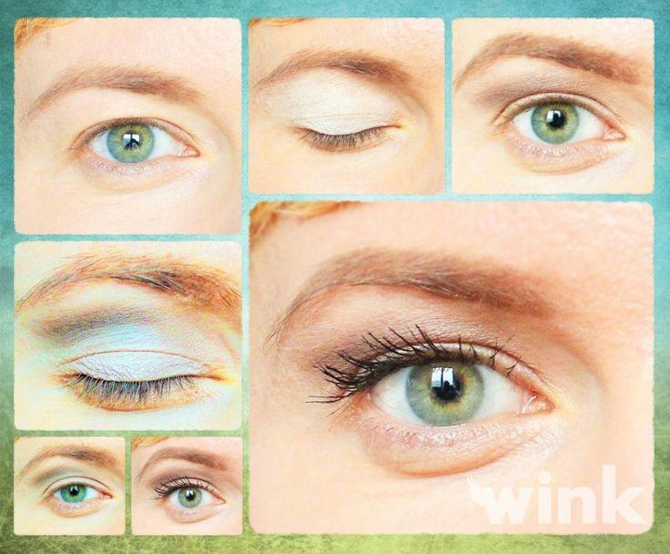 Expresné denné líčenie na jemne ovisnuté viečka. Vyskúšajte! http://wink.sk/beauty/makeup/expresne-denne-licenie-na-jemne-ovisnute-viecka.aspx