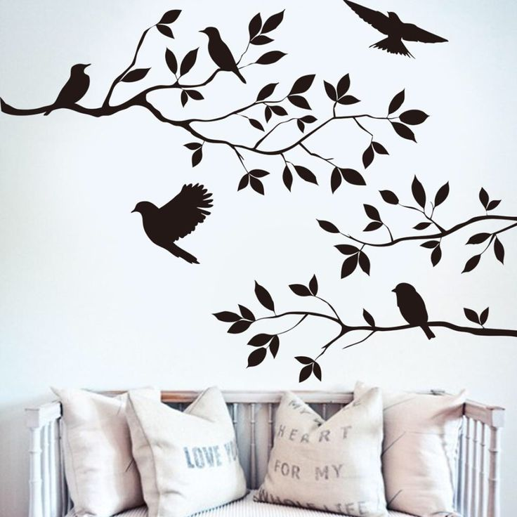 83 best Room Decor images on Pinterest Room decor Wall stickers