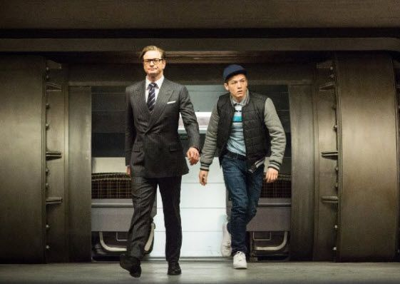 Colin Firth teaches thugs some nanners in new Kingsman trailer