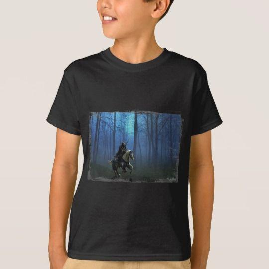 MidKnight Ride Boys Tagless T-Shirt