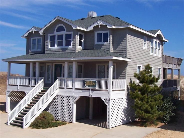 Rendevous Beach House Rental Outer Banks