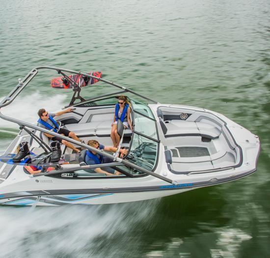 2015 Yamaha Marine 212X Jet Boat