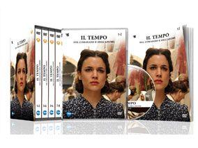 Il tempo del coraggio e dell'amore, arrivano i dvd in edicola - Teleblog - teleblog