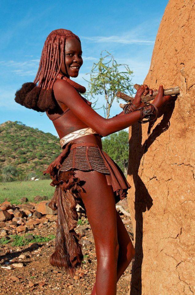 Congratulate, african himba tribe girls nude