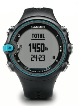 Garmin swim watch because one can never have enough gadgets