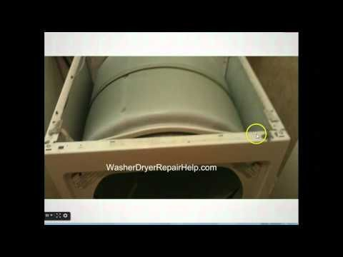 ▶ How to take apart Kenmore Elite Dryer - YouTube