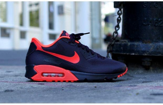 "Nike Air Max 90 Hyperfuse ""Wine/Crimson"""