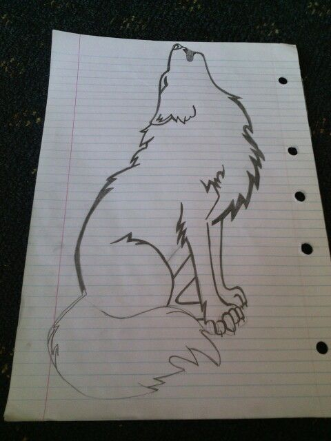 Wolf (not finished)