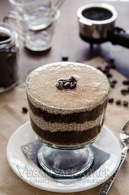Vanilla Latte Chia Parfait by Yack_Attack