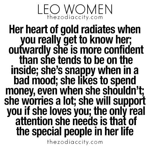 leo women quotes - Google Search