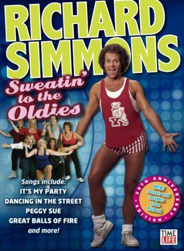 Sweatin' To The Oldies Vol. 1 (Amaray Version) $11.99