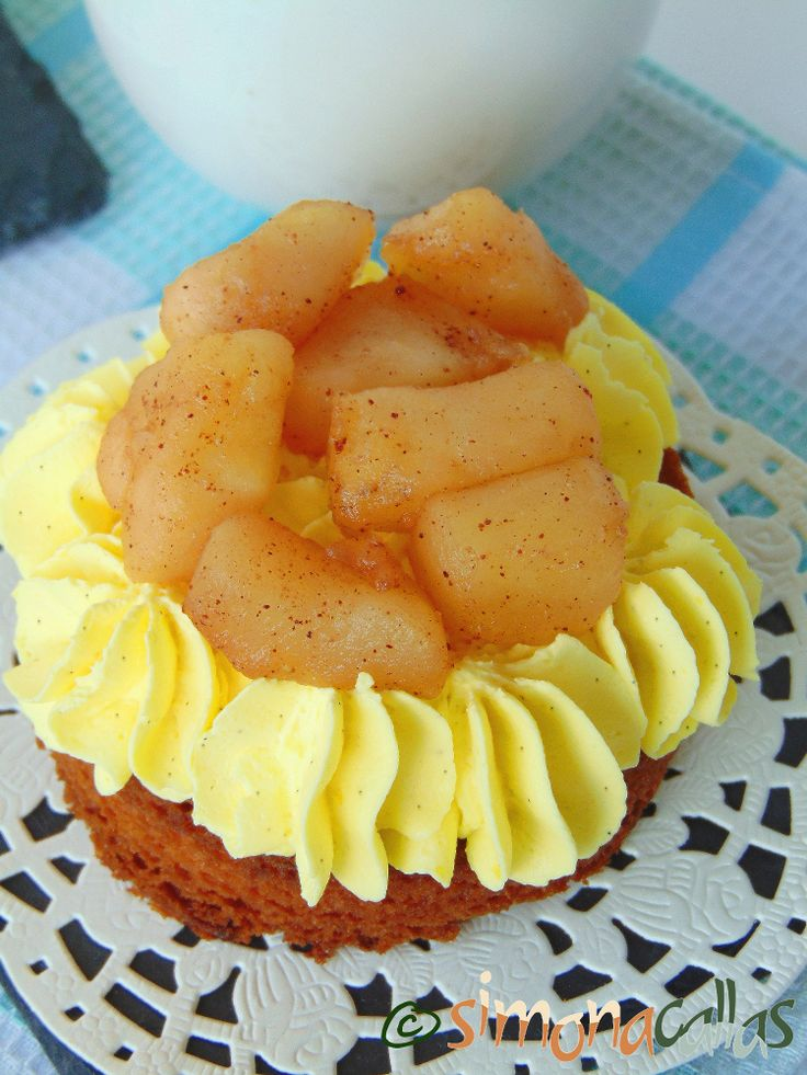 Tarte cu mere si vanilie 3