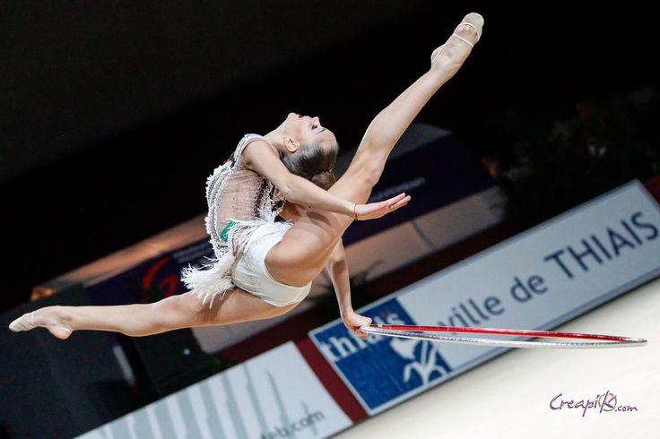 Dina AVERINA (RUS) Hoop