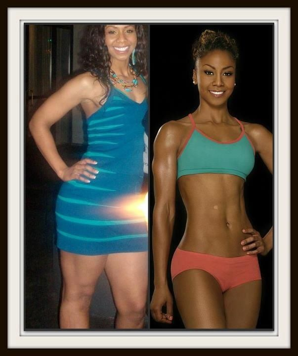 Before After Fitness Transformation Flab To Fab Pics Weight