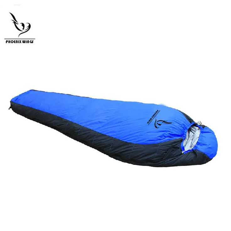 Get Best Price Outdoor Adult Sleeping Bag Thick Down 20 Degrees Celsius Winter